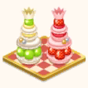 File:Red and White Queens Macaron Cake (TMR).png