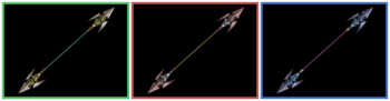 DW Strikeforce - Dual Spear 3