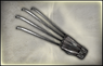 Claws - 1st Weapon (DW8)