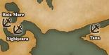 Black Sea - Port Map 5 (UW5)