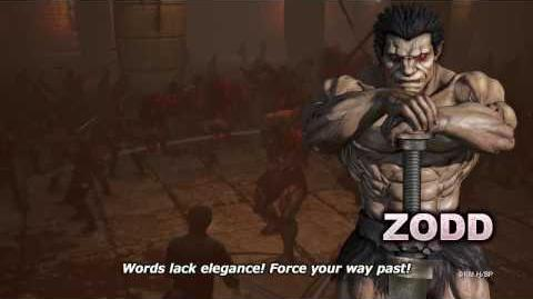 Berserk and the Band of the Hawk - Zodd Gameplay