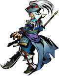 Dynasty Warriors DS - Zhang Liao