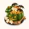 Pumpkin Salad (TMR)