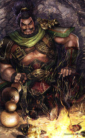 zhang fei dynasty warriors 8 - photo #20