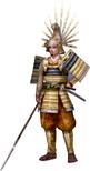Hideyoshi Toyotomi - Original Render (NAO)