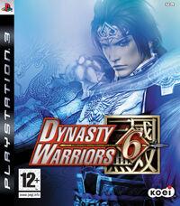 Dynasty Warriors 6 Case