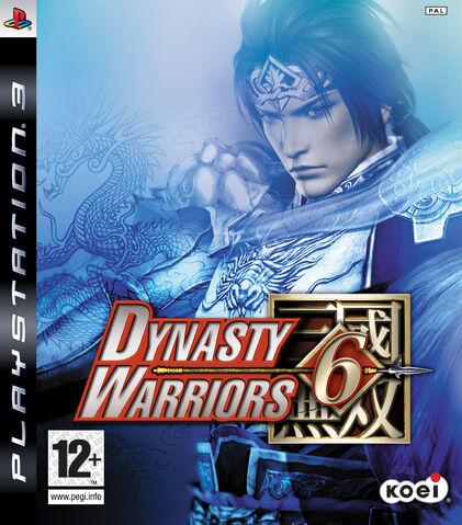 File:Dynasty Warriors 6 Case.jpg