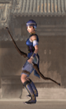 Bodyguard Bow - Level 1
