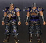 Costume Set 10 - Male (DW7E DLC)