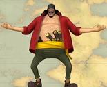 Blackbeard Alternate Costume (OP3)