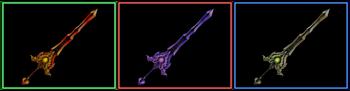 DW Strikeforce - Long Sword 11