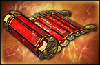 Tactic Scroll - 4th Weapon (DW8XL)