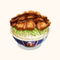 Katsudon with Sauce (TMR)