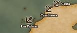 West Maghreb - Port Map 1 (UW5)