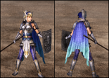 Edit Female Outfit - Maiden Armor (DW5)