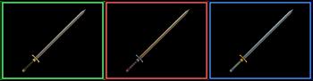 DW Strikeforce - Long Sword