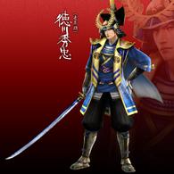Hidetada Tokugawa (SWSM)