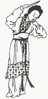 Zhurong Illustration