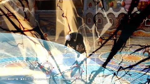 PS4・PS3・PS Vita「ワンピース 海賊無双3」 プレイ動画【トラファルガー・ロー】篇