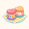 Macaron Ice Sandwich (TMR)