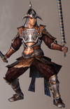 DW5 Taishi Ci Alternate Outfit