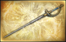 Lightning Sword - 5th Weapon (DW8)