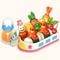 Kids' Shinkansen Bento (TMR)