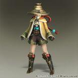 Female Tokitsugu Costume (TKD2 DLC)