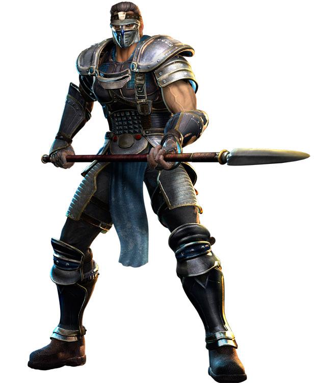 Guide Trophée Warriors Legends Of Troy: Image - Goshasei-soldier.jpg