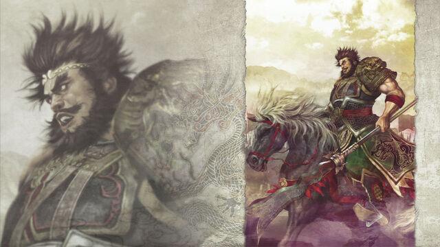 File:Treasure Box Artwork Wallpaper 32 (DW7 DLC).jpg