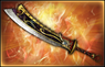 Nine-Ringed Blade - 4th Weapon (DW8)
