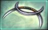 Deer Horn Knives - 2nd Weapon (DW8XL)