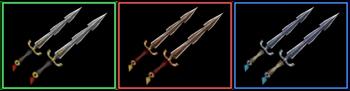 DW Strikeforce - Twin Swords 2