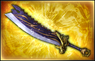Nine-Ringed Blade - 6th Weapon (DW8XL)