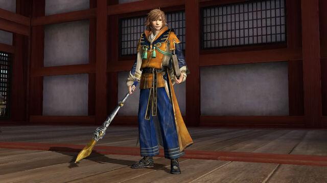 File:Takakage Kobayakawa Weapon Skin (SW4 DLC).jpg