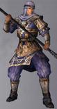 DW5 Xu Huang Alternate Outfit
