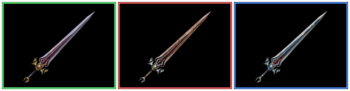 DW Strikeforce - Long Sword 5
