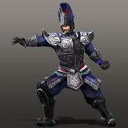 PangDe-DW7XL-DLC-Fantasy Costume