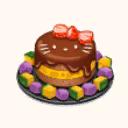 File:Autumn Grace Ribbon Chocolate Cake (TMR).png