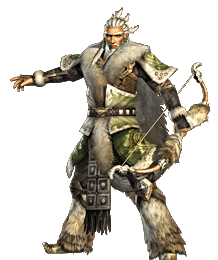 File:Huang Zhong - Dynasty Warriors Strikeforce.png