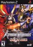 Samurai Warriors Xtreme Legends Case