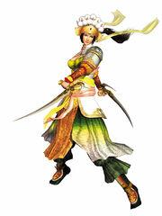 Mei-sanniang