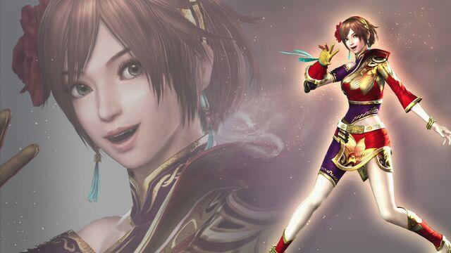File:Sun Shangxiang Wallpaper (WO3 DLC).jpg