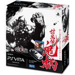 TKD PS Vita Cover