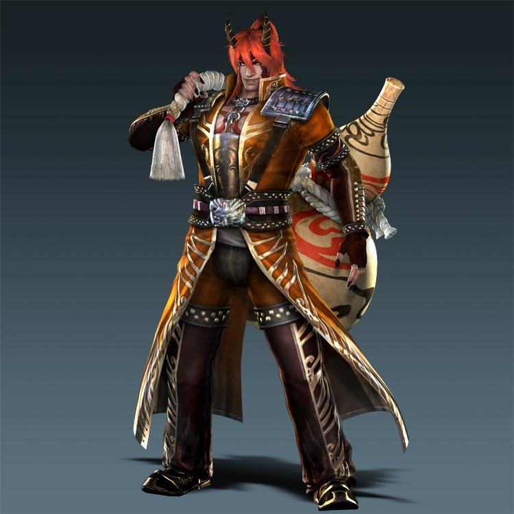 Warriors Orochi 3 9 Tails: Image - Shuten-wo3-dlc-sp.jpg
