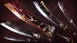 Wu Weapon Wallpaper 12 (DW8 DLC)