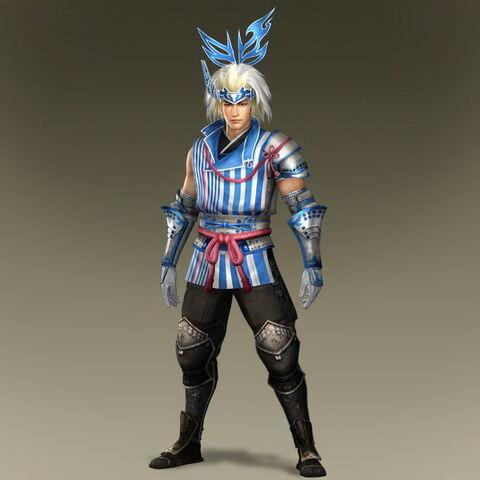 File:Male Protagonist Lawson Uniform (TKD DLC).jpg