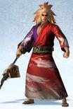 Keiji Maeda Yukata Costume (SW4E DLC)
