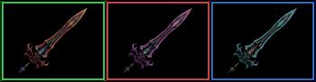 DW Strikeforce - Sword 28