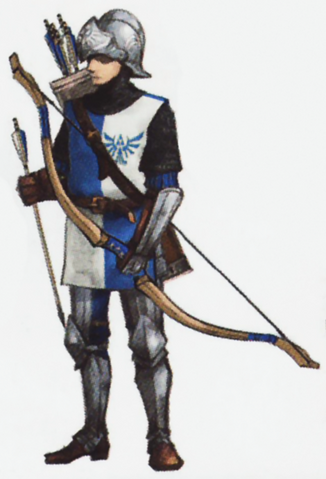 File:Hyrulean Archer - HW.png
